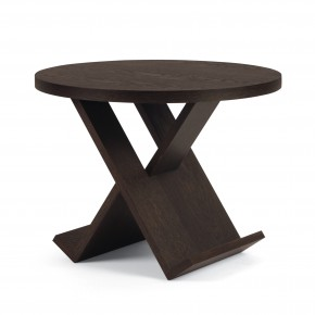 Marie's Corner Table Faro Biais Ebony