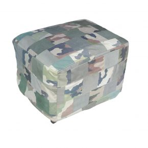 Maries Corner Outlet Franklin Pouf 798898